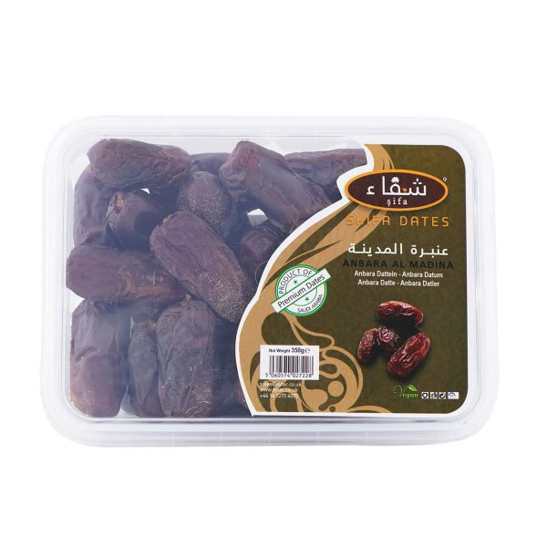 Shifa Anbara Dates Premium (350 gr)